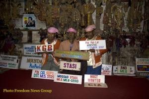 ႏိုင္ငံေရးႏွင့္ပတ္သက္သည့္အႏူပညာရွင္မ်ားကို ႏွစ္၁၅၀ ၿပည့္ပြဲတြင္ မပါ၀င္ရဟု အာဏာပိုင္ တို ့တားၿမစ္ထား (Mustaches Brothers Ban to performs in 150 years anniversary of Mandalay Ex Second  capital of Burma