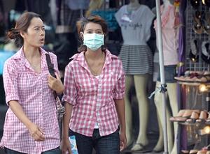A(H1N1) ေရာဂါေၾကာင့္ ဘန္ေကာက္ၿမိဳ ့ေတာ္ၾကီးလည္းစိုးရိမ္စိတ္မ်ားအျပည့္ျဖင့္