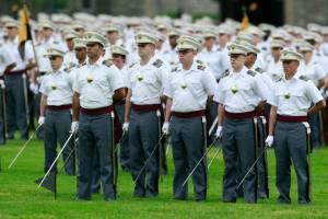 West Point Graduation Parade