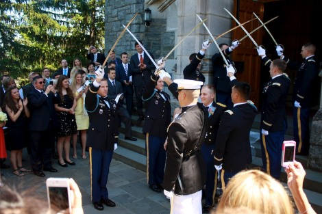 West Point Marriage